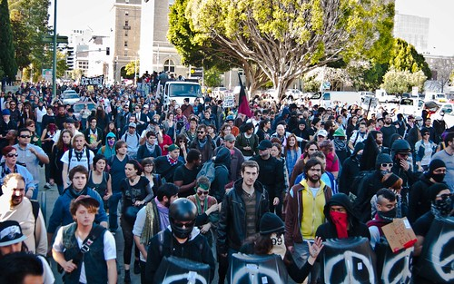 We Are The Many, Occupy Oakland Move In Day (27 of 31) | by glennshootspeople
