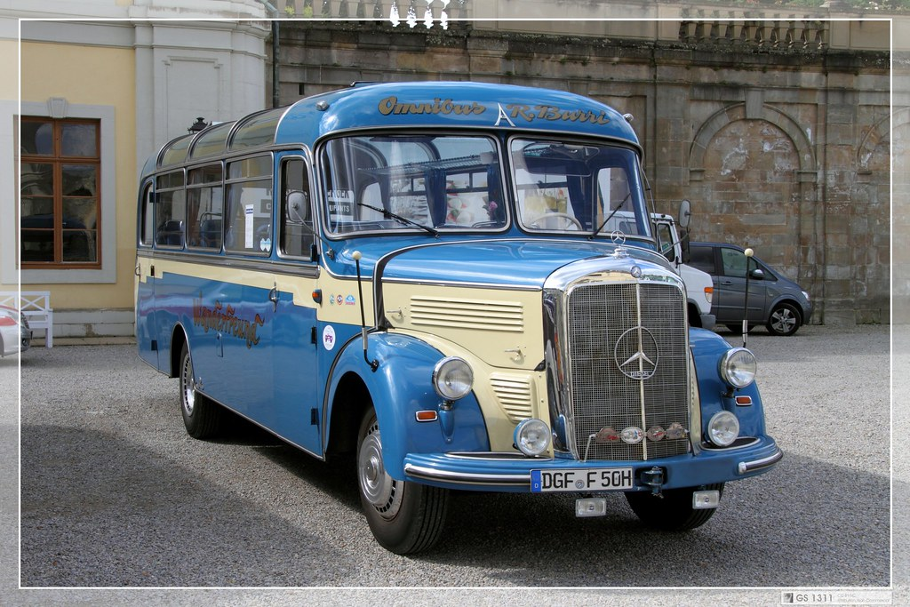 1949 mercedes benz o 3500 02 2011 retro classic meets for Mercedes benz for sale under 5000