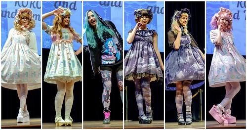 Yu Kimura Fashion Show