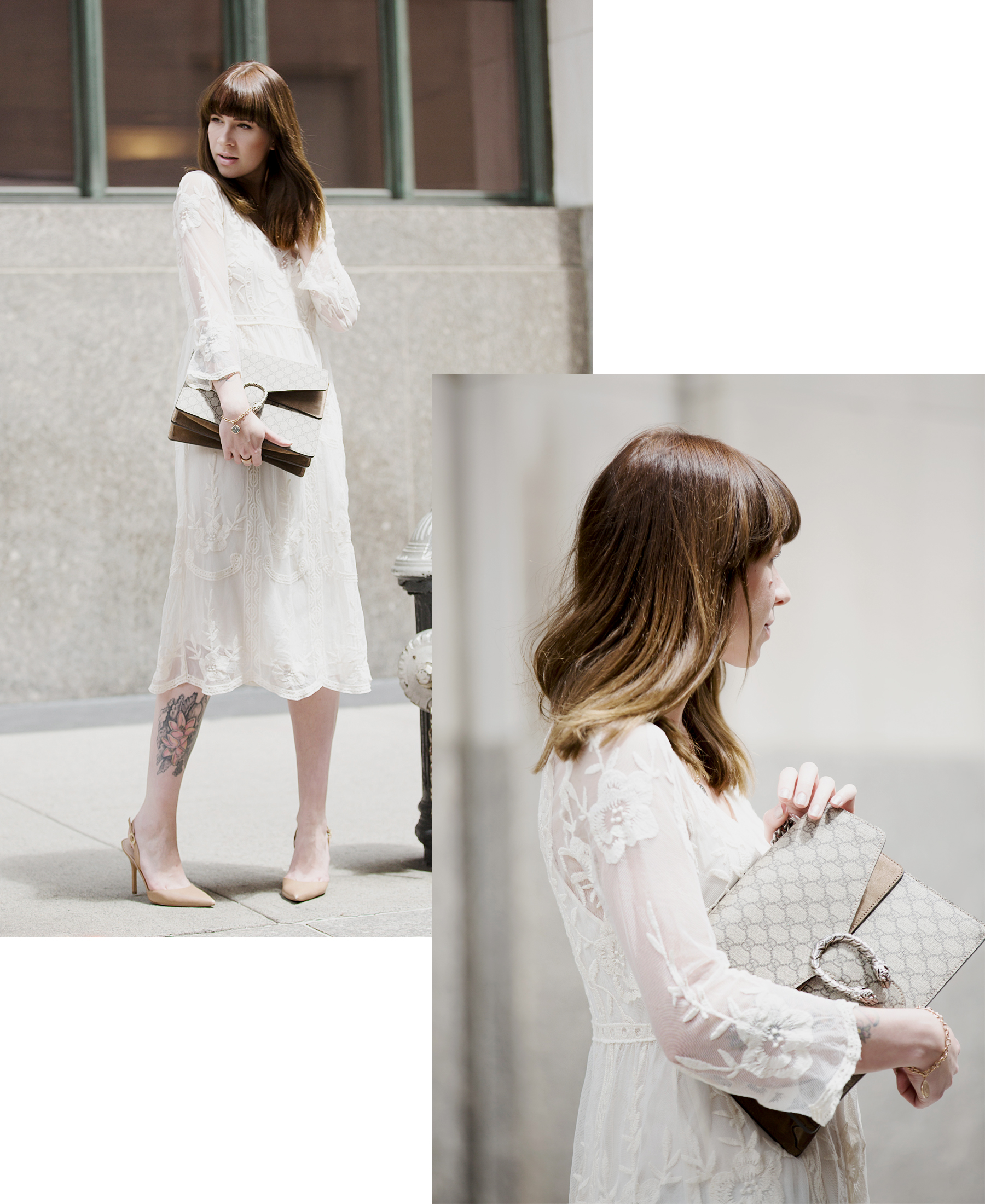 white dress edited the label editedgirls lace bride wedding style fashion fashionblogger new york style streetstyle look lookbook brunette bangs gucci dionysus sam edelman ootd ootn berlin blogger cats & dogs ricarda schernus 6