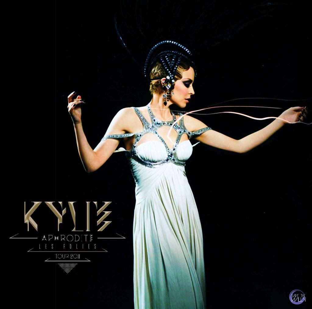 Kylie Minogue Aphrodite Tour Kylie Minogue - Aphrod...