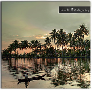 an everyday scene from the backwaters.. (explored) | by PNike (Prashanth Naik..back after ages)