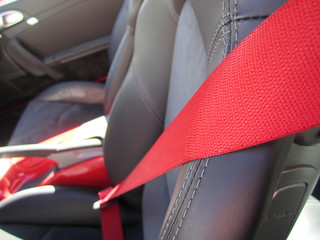 Red Porsche Seat Belt | by BeverlyHillsPorsches