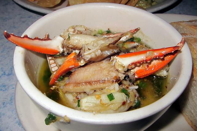 Blue Crab Restaurant Pawleys Island Menu