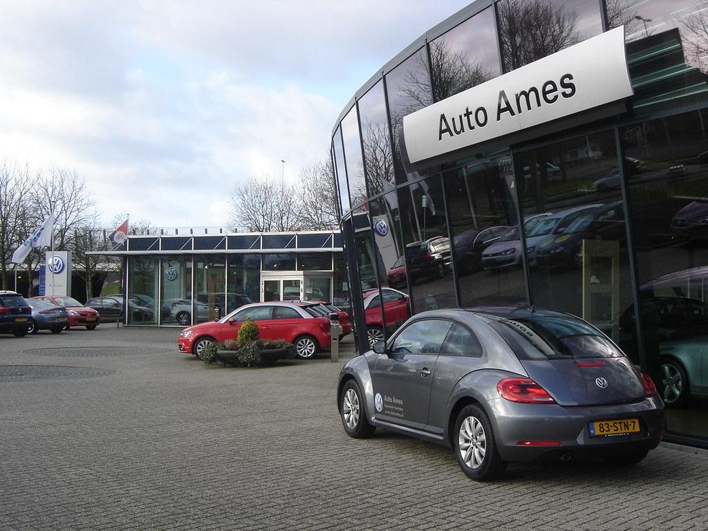 Gorinchem Auto Ames Volkswagen A New Volkswagen Beetle