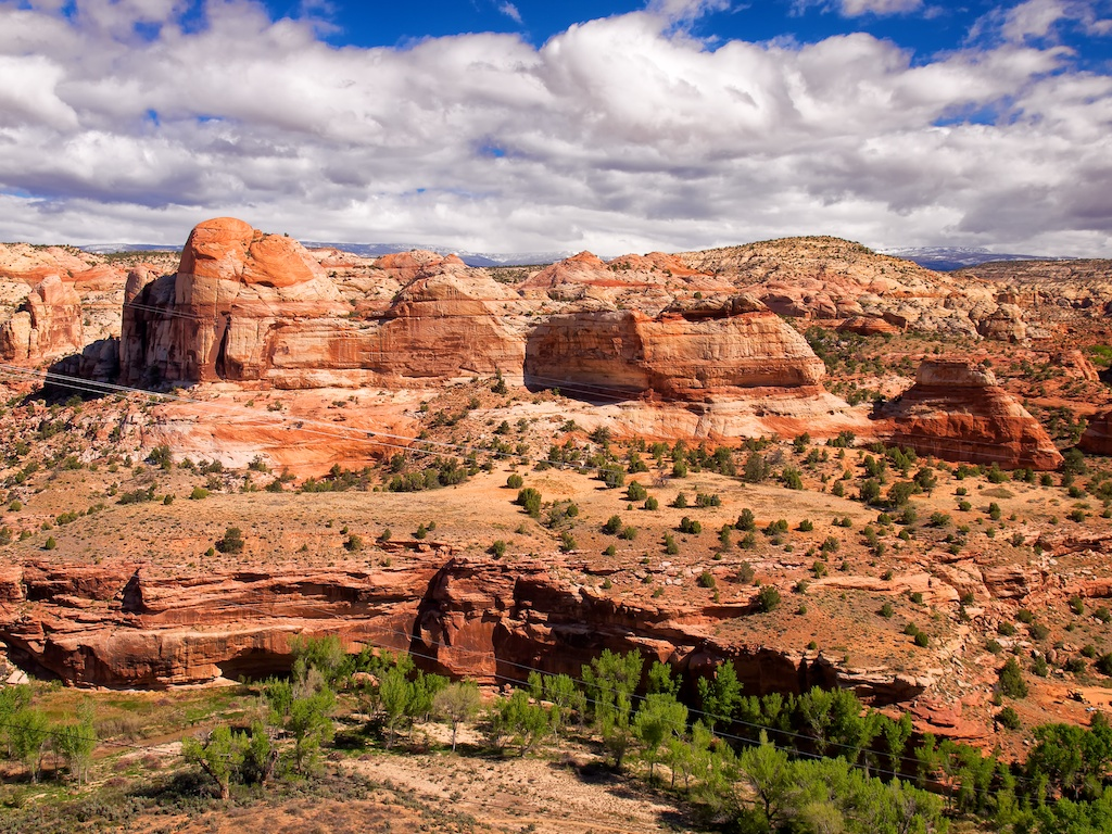 Grand Staircase-Escalante National Monument, Scenic Byway 12, Boynton Overlook