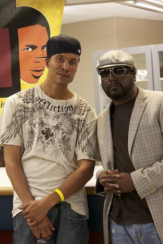 Big Daddy Kane - The Pharcyde The Rhythm Of History: Urban Music Sampler