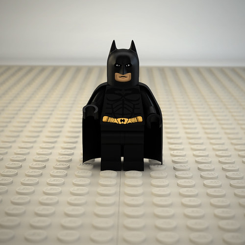 The Dark Knight Rises - Batman Lego | by DidWee
