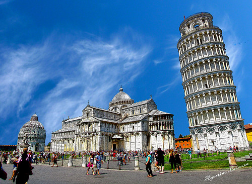 Pisa | by lothar2009 - Getty Images Contributor -