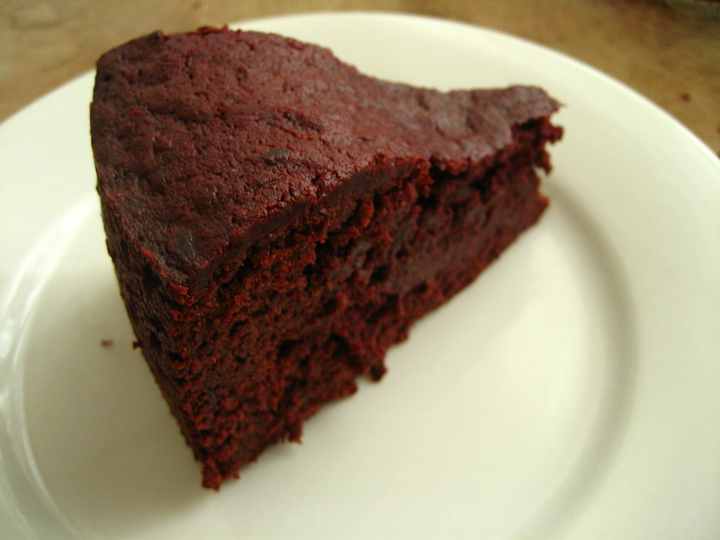Beet Chocolate Cake Cocoa Powder