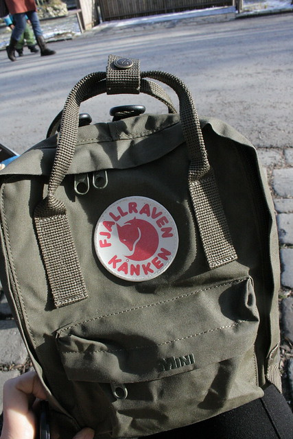 Fjallraven Kanken Backpack ($75) | Best Style Backpacks ...