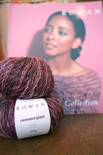 Summerspun Collection | by ImagiKnit