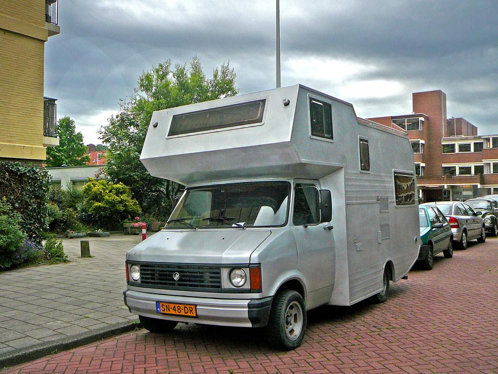bedford 97170 tm kampeerauto camping car 1978 amsterda flickr. Black Bedroom Furniture Sets. Home Design Ideas