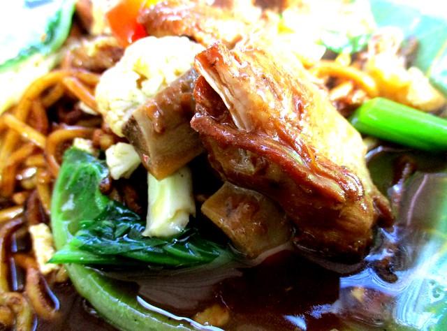 Hanyan Corner pork ribs