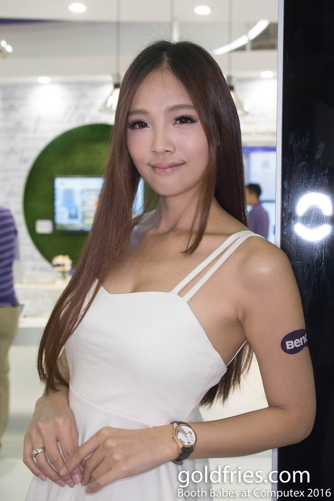 Booth Babes At Computex 2016 Here Are The Pretty Ladies On Flickr