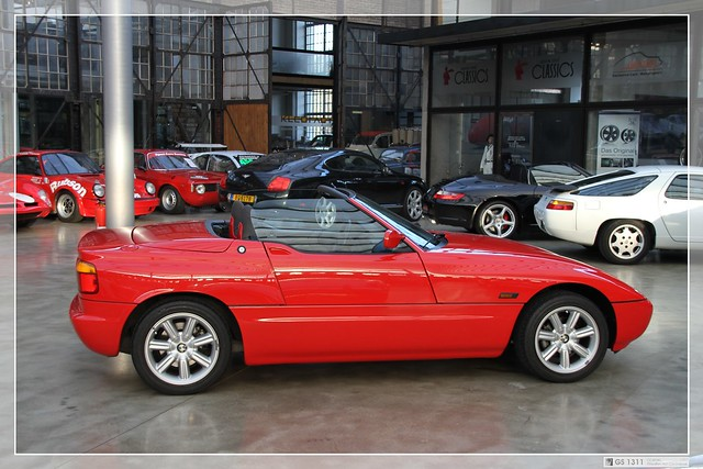 1989 1991 bmw z1 06 the bmw z1 was a two seat roadster flickr photo sharing. Black Bedroom Furniture Sets. Home Design Ideas