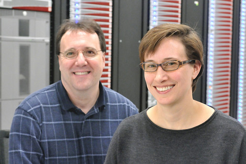 Argonne's Barry Smith and Lois Curfman McInnes Win E.O. Lawrence Award | by Argonne National Laboratory