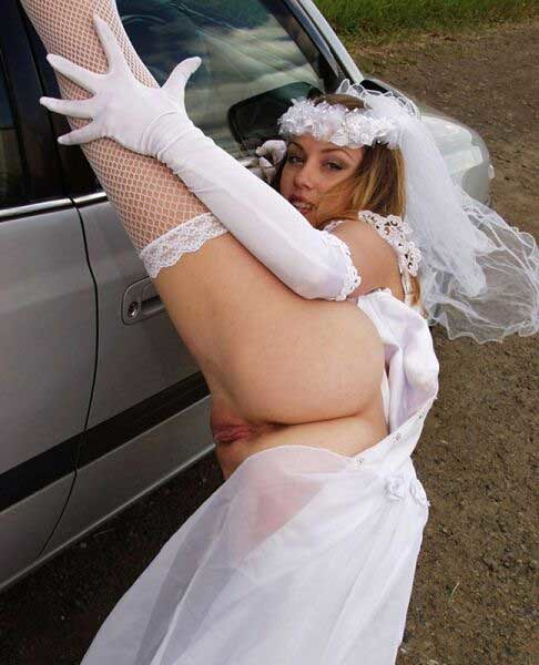 невесты фотографии голые