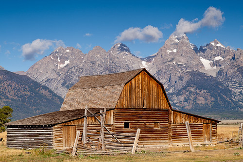 Moulton Barn - Grand Teton National Park | by John Cothron