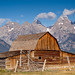 Moulton Barn - Grand Teton National Park