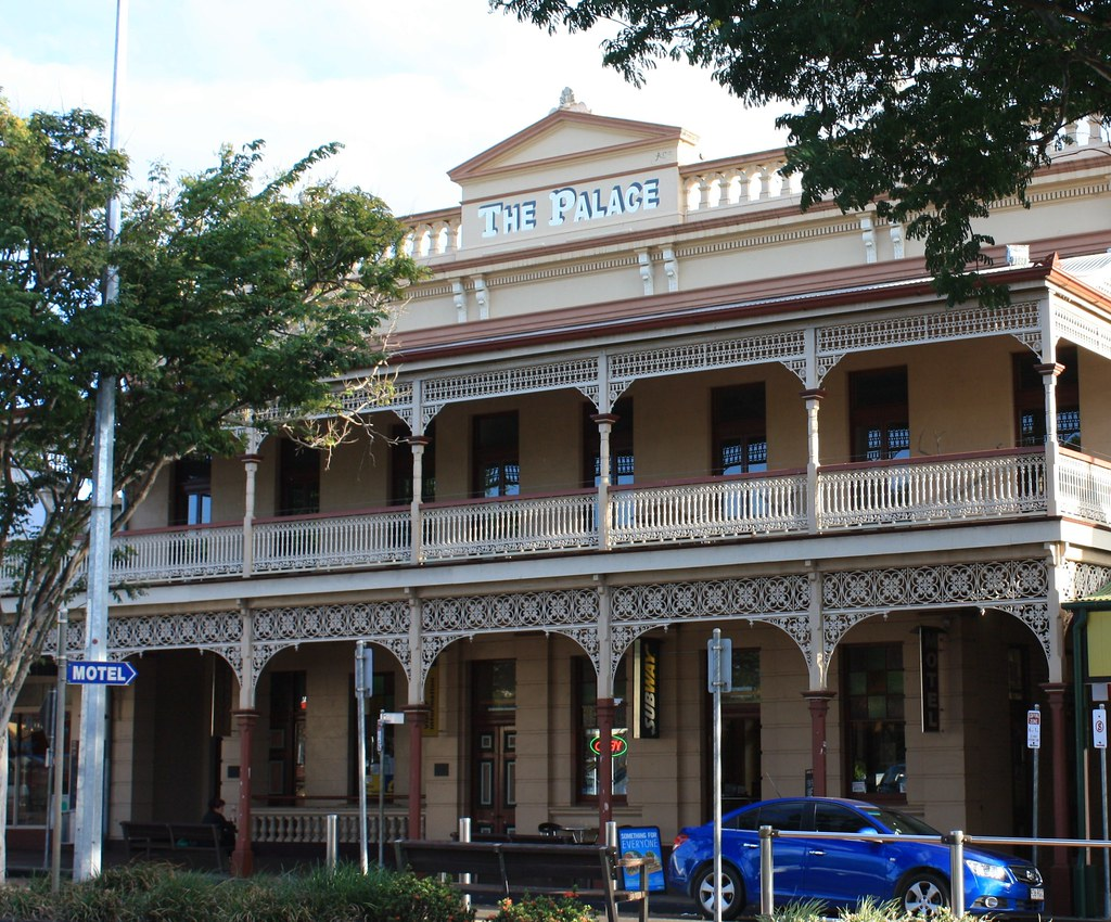 Childers Palace Backpackers Hostel Childers Qld Flickr