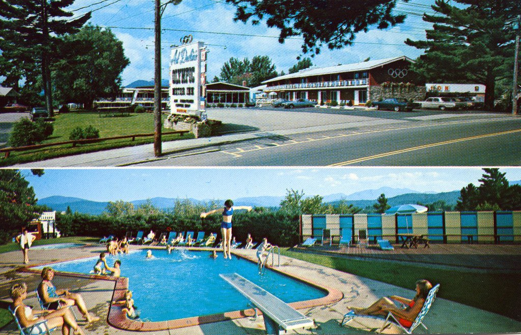 Art Devlin 39 S Olympic Motor Inn Lake Placid Ny 350 Main