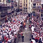 Fiestas de San Fermín, Pamplona. España