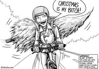 Christmas by Bike | by bikeyface