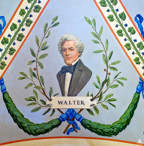 Thomas U. Walter | by USCapitol