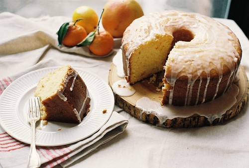 Meyer Lemon and Grapefruit Bundt | by yossy arefi