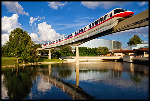 Monorail Red | by Silver1SWA (Ryan Pastorino)