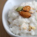 Coconut Rice Pudding with Almond and Cardamom