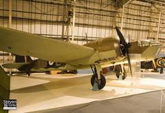 10001 - L8756 - Royal Air force - Bristol 149 Blenheim IVT Bolingbroke - 080203 - RAF Museum Hendon - Steven Gray - IMG_7398