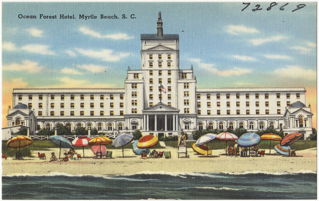 Myrtle Beach Hotel Rooms For Rent