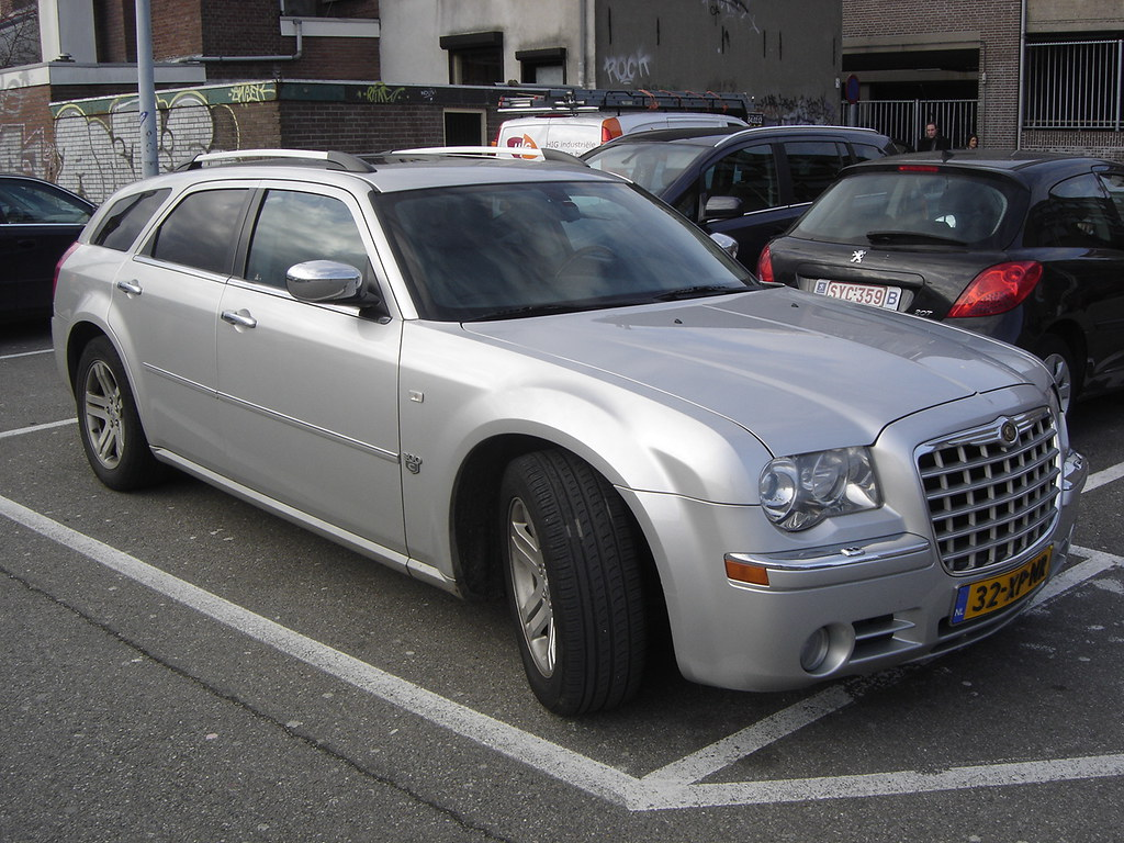 2007 chrysler 300c touring a chrysler that was only availa flickr. Black Bedroom Furniture Sets. Home Design Ideas