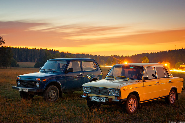 lada niva and lada 1600 flickr photo sharing. Black Bedroom Furniture Sets. Home Design Ideas