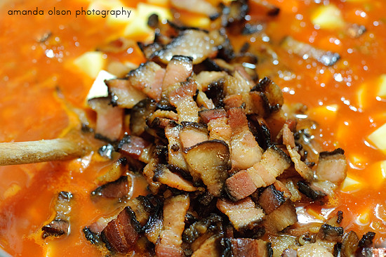 Bacon Infused Carolina Fish Muddle | foodietestkitchen ...