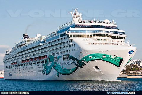 Norwegian Jade Norwegian Cruise Line Http V Online Gr