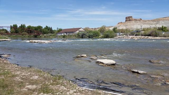 Rock Springs Wyoming Walking Tour