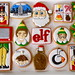 Elf Movie Cookies