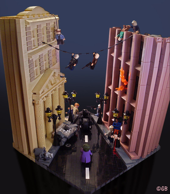 Lego Batman Arkham Knight: Batman - The Dark Knight