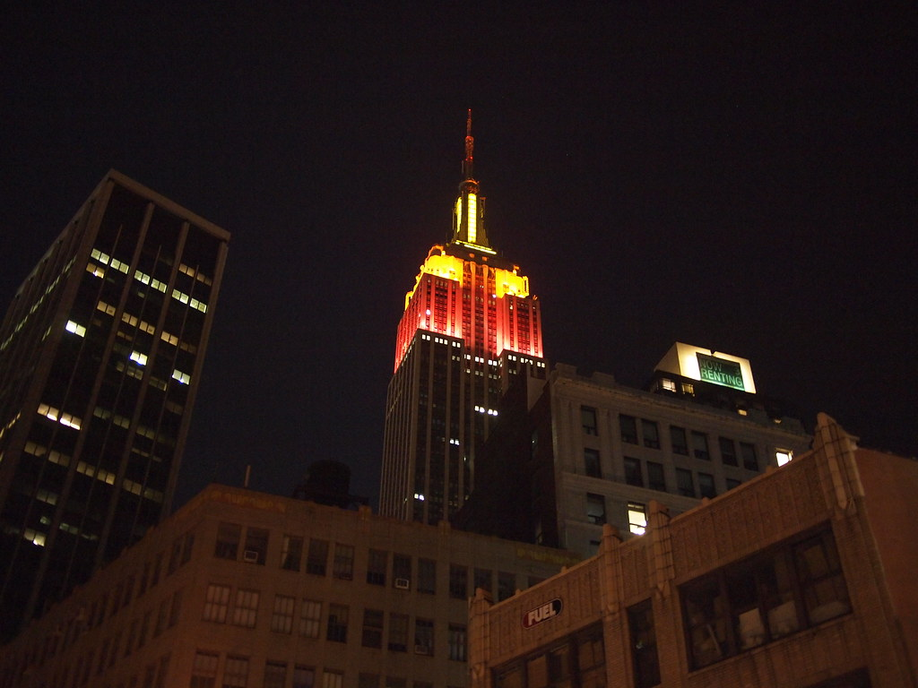 German Empire States Empire State Building