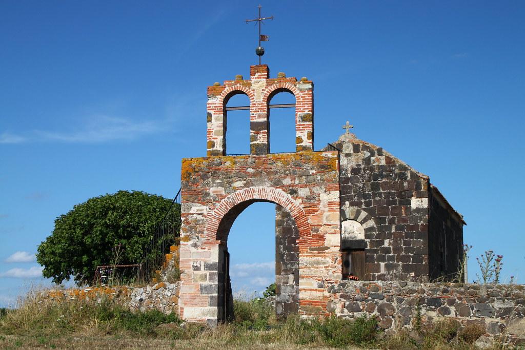 Eglise san gregorio solarussa eglise romane san for Eglise romane exterieur