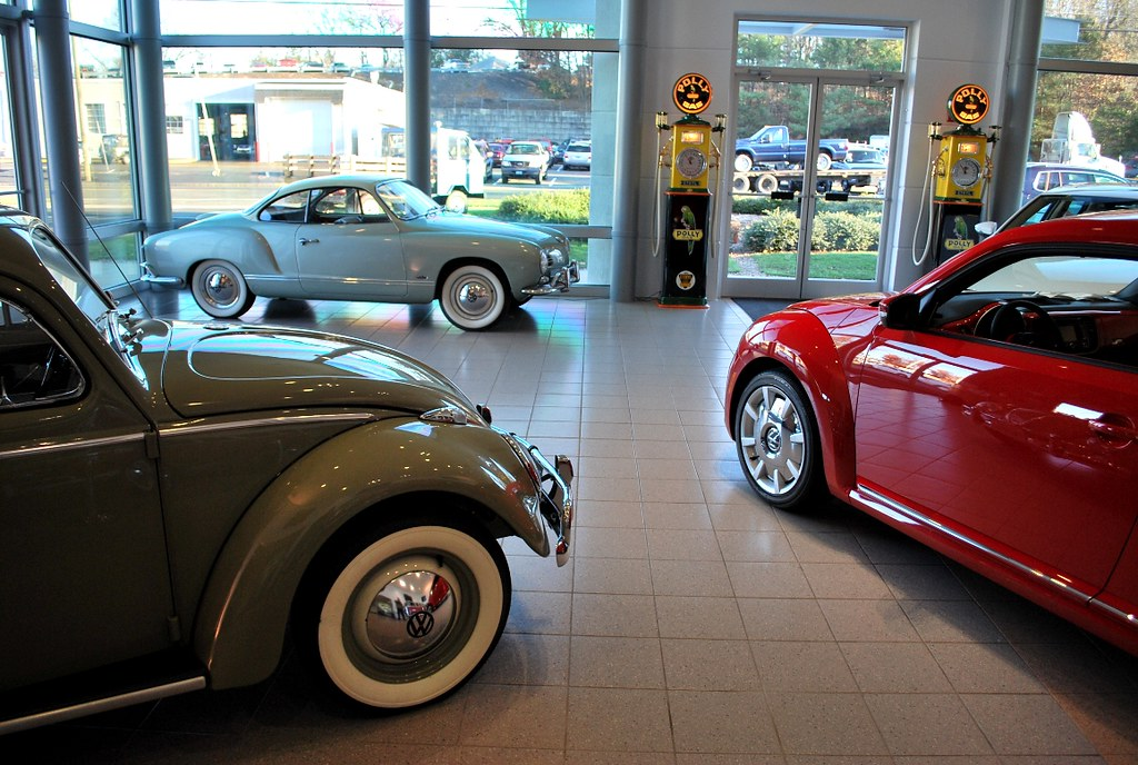 Gene Langan VW showroom, Glastonbury, CT | Gene Langan Volks… | Flickr