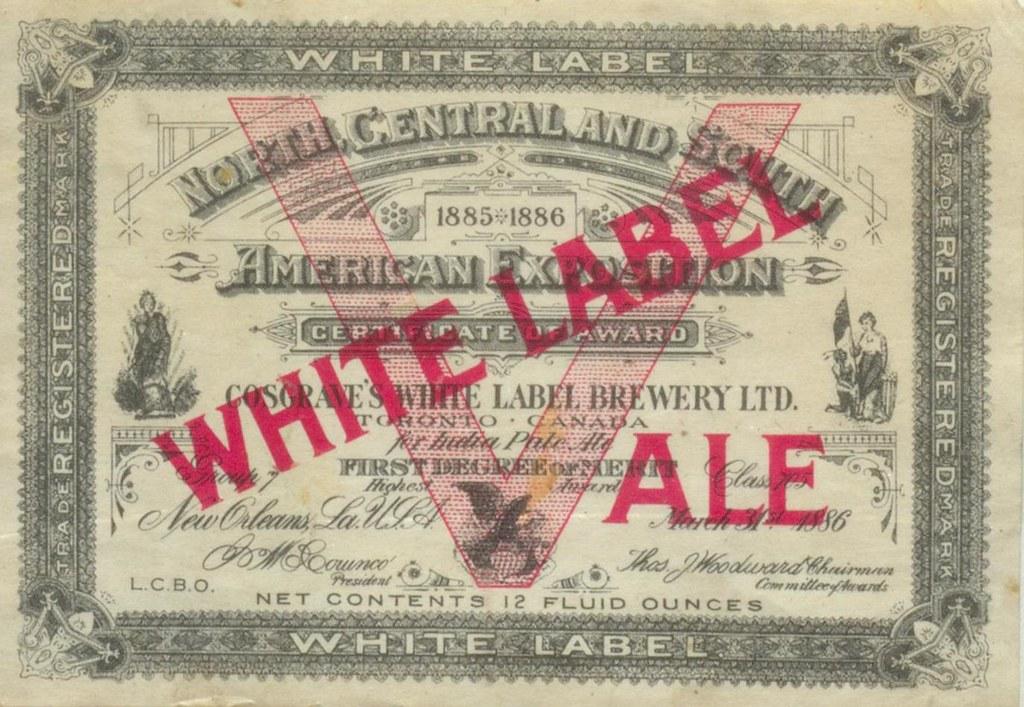 white label ale creator cosgrave s white label brewery