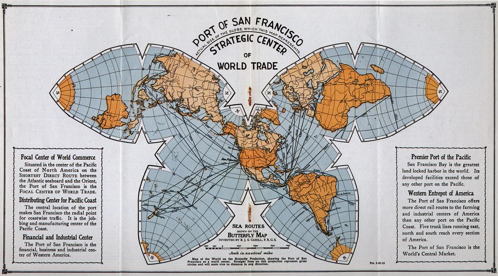 Port of San Francisco strategic center of world trade 19 Flickr