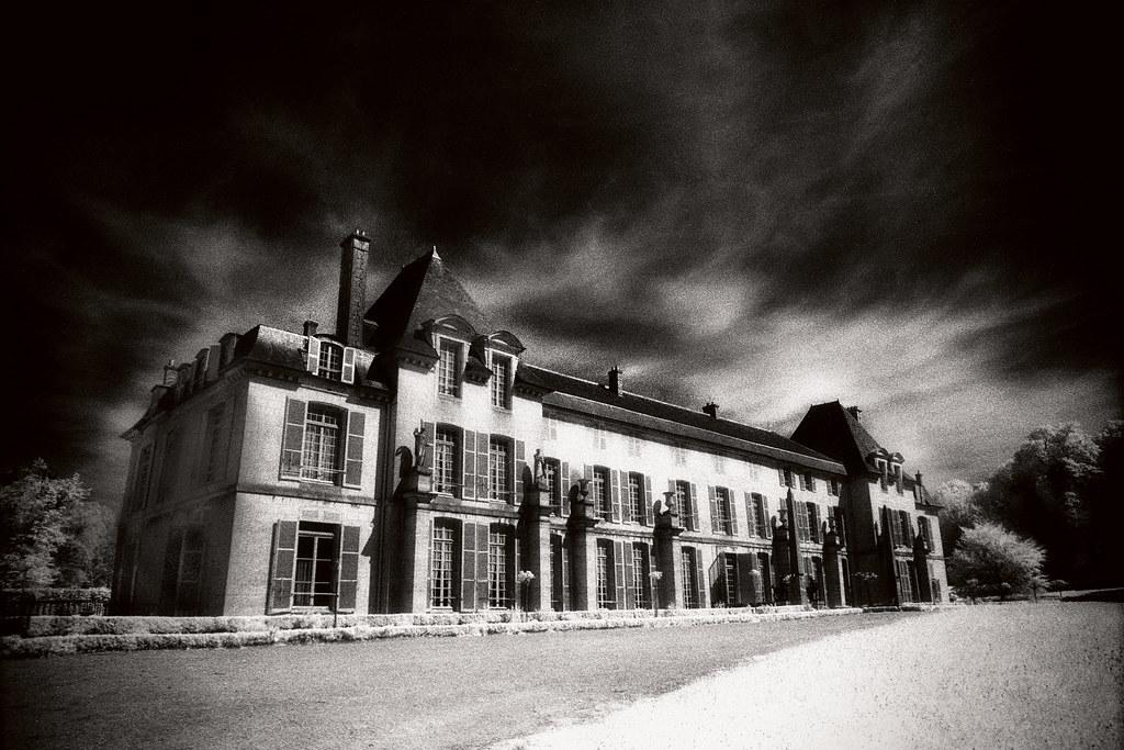 Ch teau de reuil malmaison 2 le ch teau entre dans l 39 his flickr - Chateau de beauharnais ...