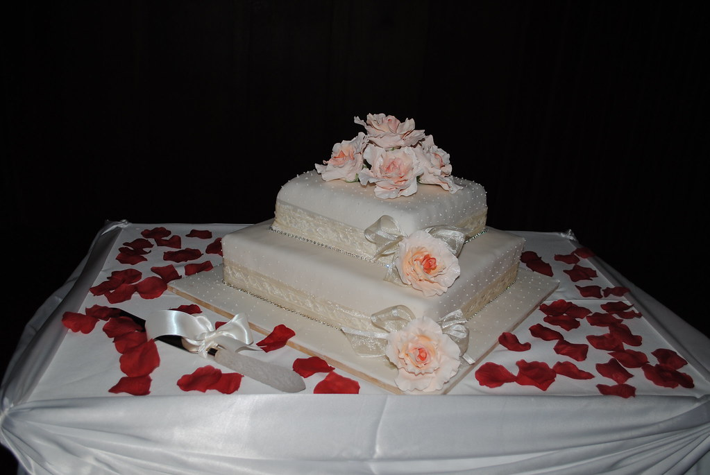 Best Wedding Cakes Nj