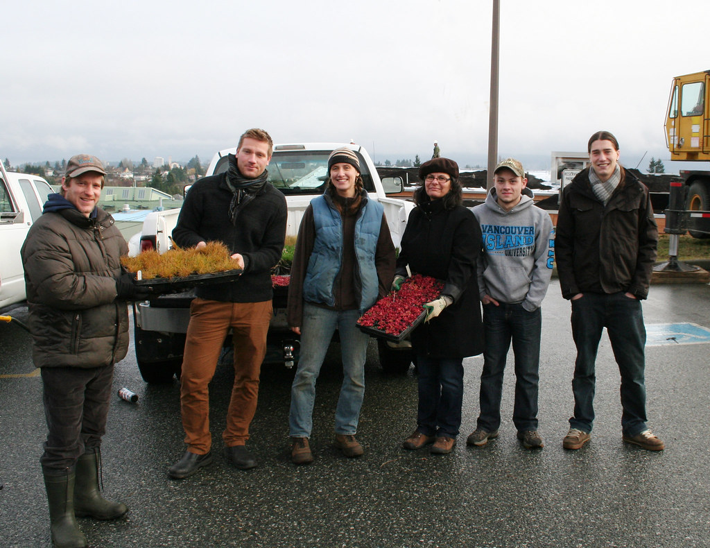 Vancouver Island University Horticulture