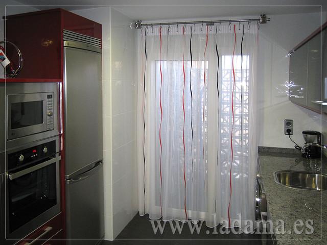 Cortina de cocina moderna imagui - Cortina cocina moderna ...